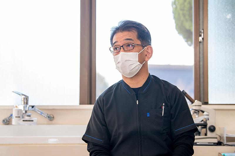田村医院 院長 田村和彦さん